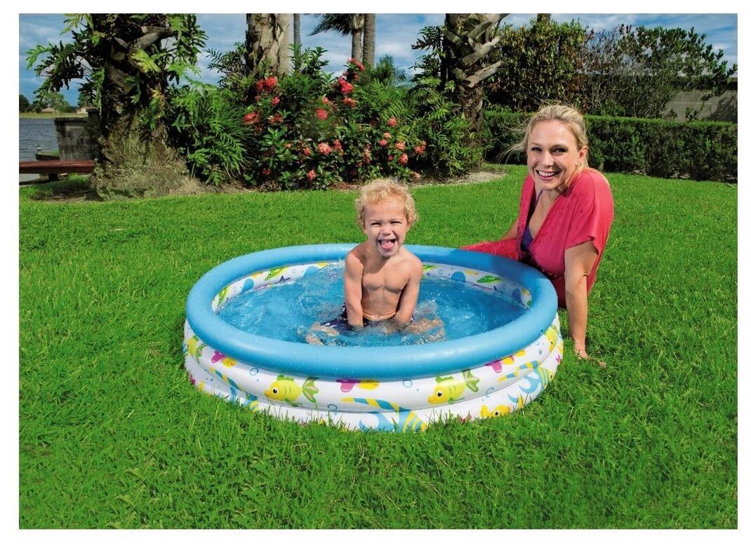 basen ogrodowy dla małych dzieci BESTWAY