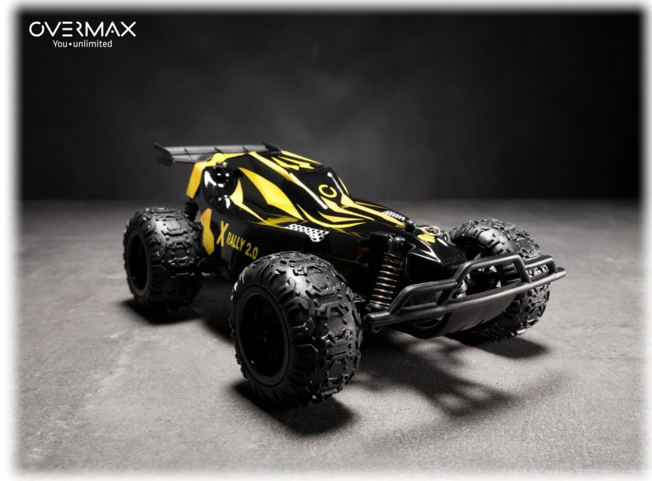 Auto na pilot X-Rally