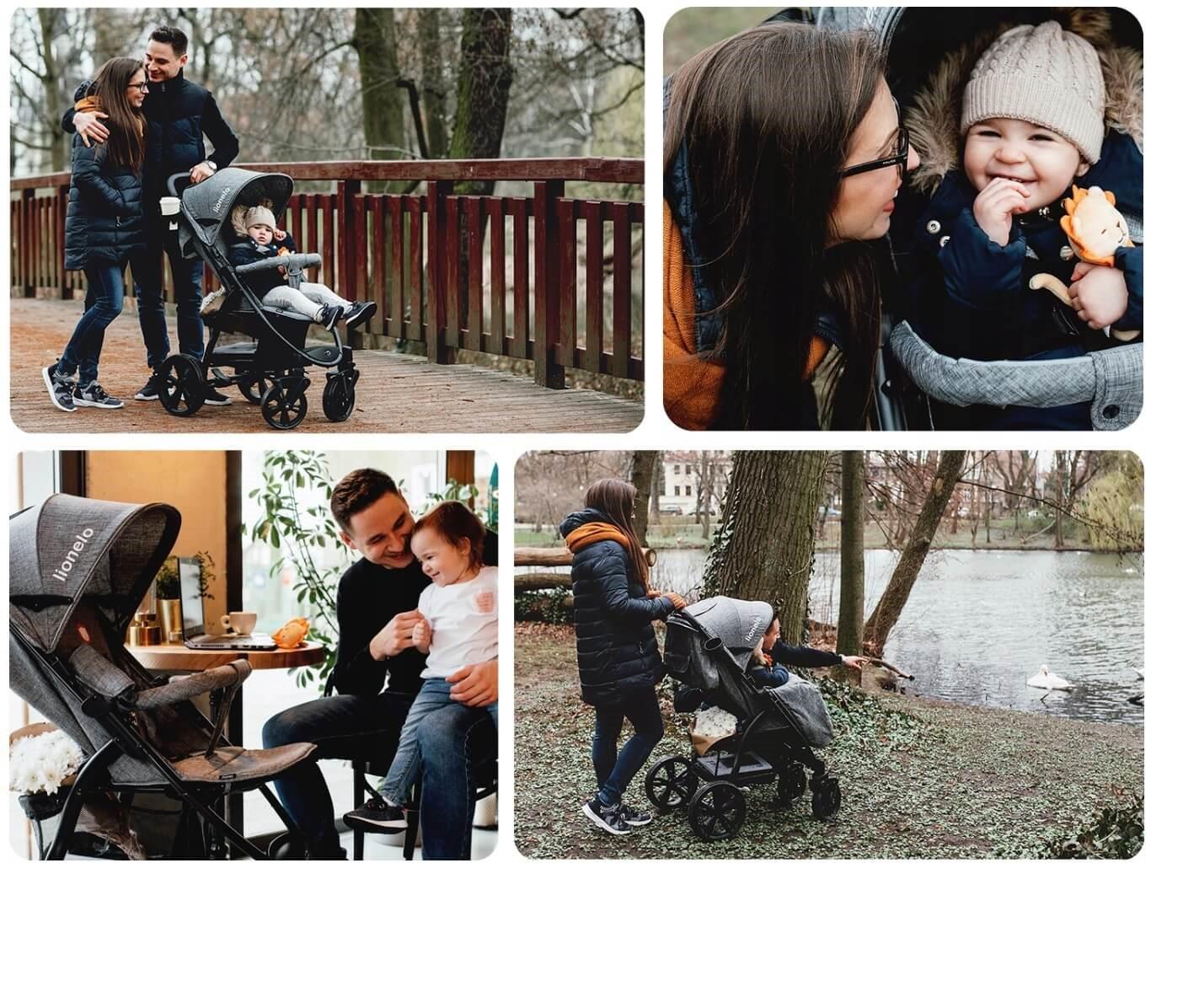 Dobry wózek na spacer z dzieckiem