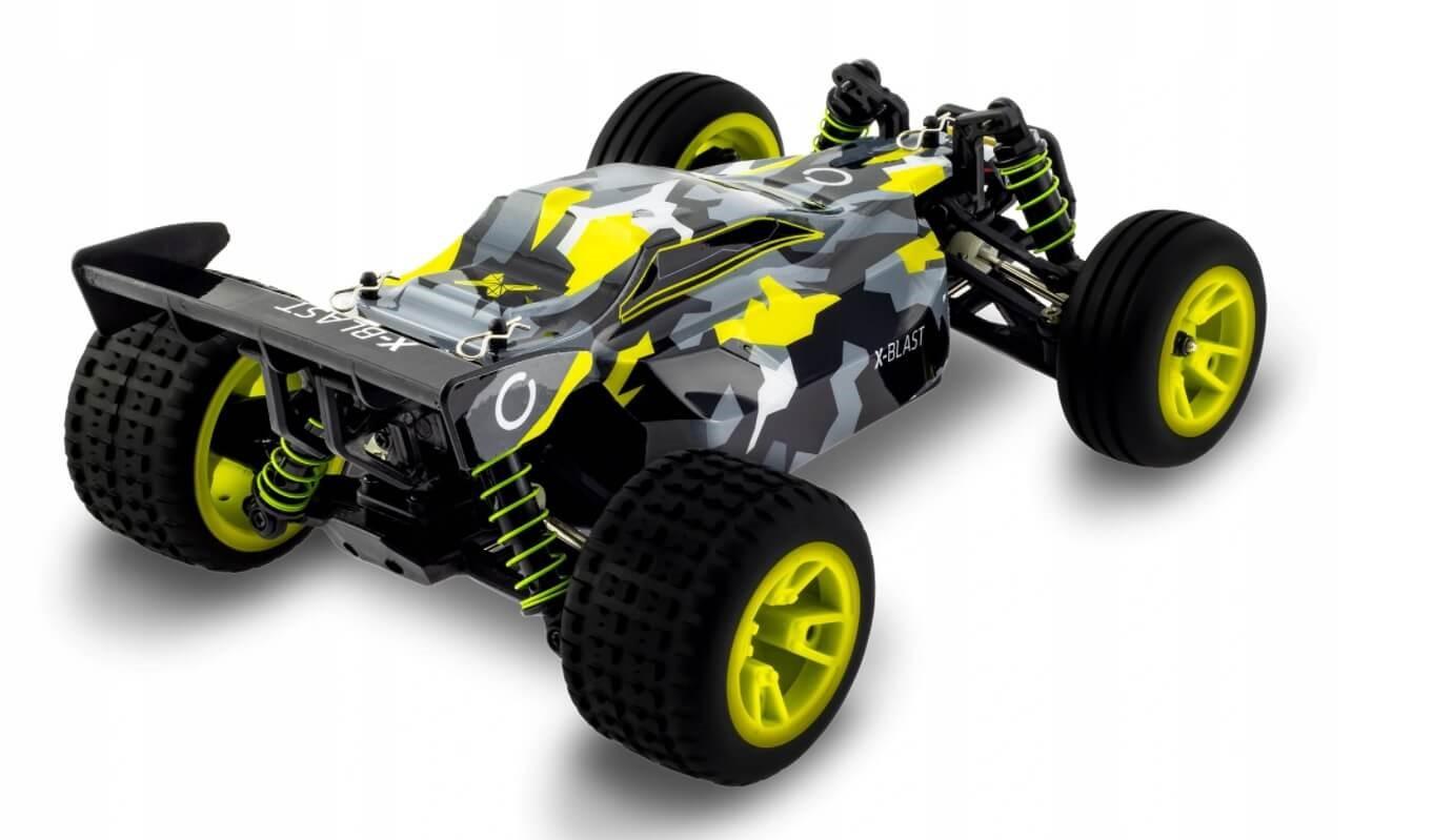 Tył samochodu  Overmax X-Blast